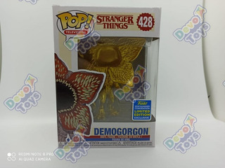 Funko Pop-demogorgon Gold#428 -devotoys