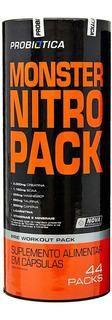 Monster Nitro 44 Packs - Probiótica - Pré Treino