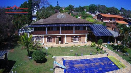 Chácara À Venda, 4000 M² Por R$ 1.800.000,00 - Jardim Estância Brasil - Atibaia/sp - Ch0186