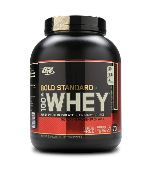 Ns Whey Gold Standard On 70 Serv 5lb E - L a $42093