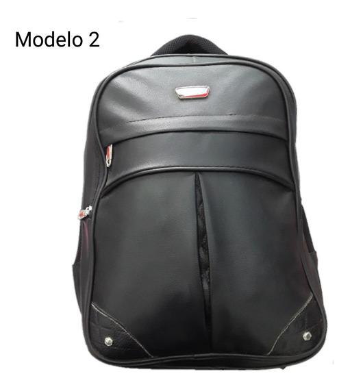 Mochila Notebook Bolsa Pasta Masculina Couro Executivo