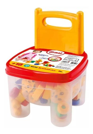 Brinquedo Didático Cadeira Pedagógica!