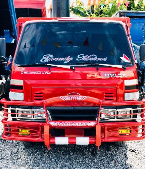 Super Oferta Camion Daihatsu Delta 1999 Cama Cortta 100%full