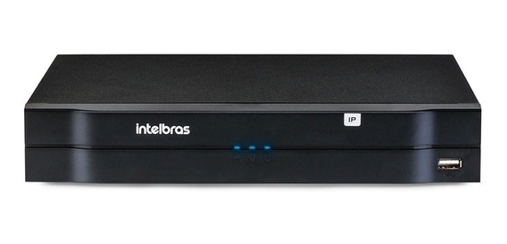 Nvr Intelbras 16ch Ip Nvd 1216 Onvif Full Hd 1080p