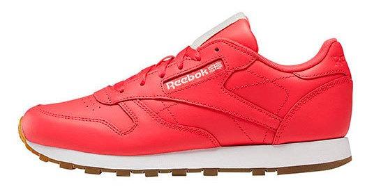 Reebok Sneaker Urbano Sintetico Fucsia Mujer Btk92329