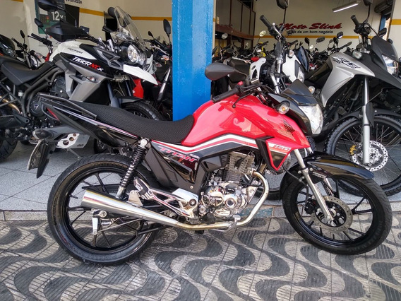 Honda Cg 160 Start 2018 Moto Slink Com Kit Titan 160
