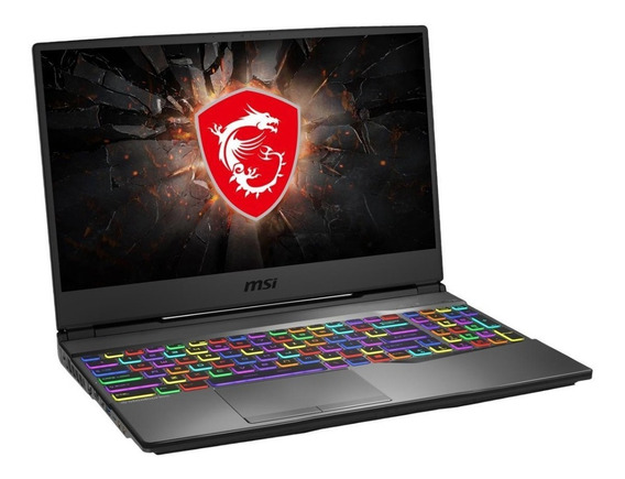 Notebook Gamer Msi G65p Leopard I7 9º + Rtx 2070 + 32gb