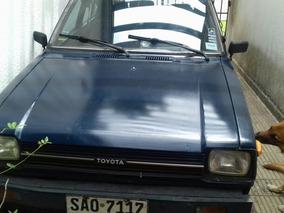Toyota Starlett 1981 4 Puertas