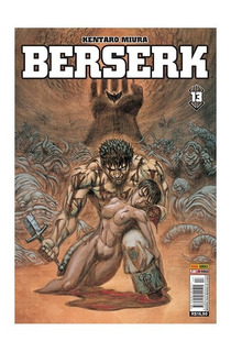 Mangá Berserk Nova Edição Volume 13