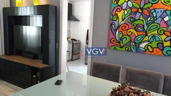 Apartamento Duplex Residencial À Venda, Vila Vera, São Paulo. - Ad0021