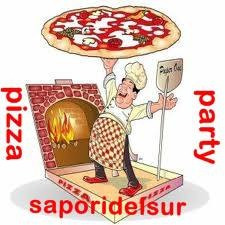 Pizza Party Lunch Zona Sur Bebida Postre Mesa Dulce