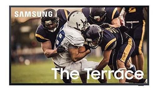Imagen 1 de 7 de Samsung Qn55lst7ta The Terrace 55  Smart Tv Qled 4k Uhd Opti