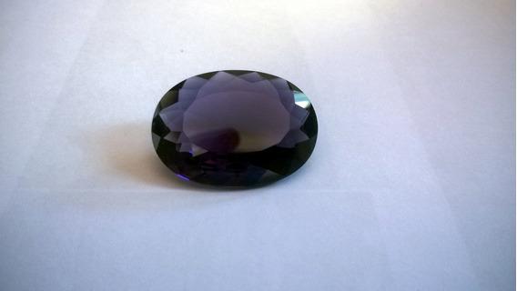 Preciosa Pedra Ametista Lapidada 3 X 2 Cm Frete Grátis
