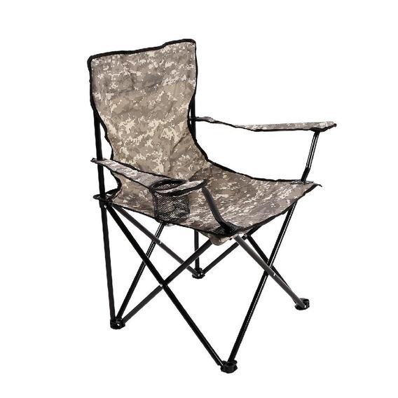 Cadeira Araguaia Confort C/braço Camuflada Belfix