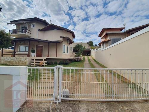 Casa Com 3 Dormitórios À Venda, 285 M² Por R$ 850.000,00 - Colinas De Caucaia - Cotia/sp - Ca1266