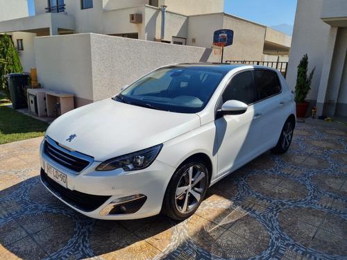 Peugeot 308 1.6 Feline Blue-hdi Diesel 120hp At6 5p.