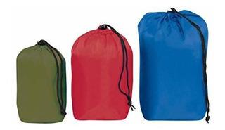 Juego De 3 Bolsas Para Productos Al Aire Libre (los Colores