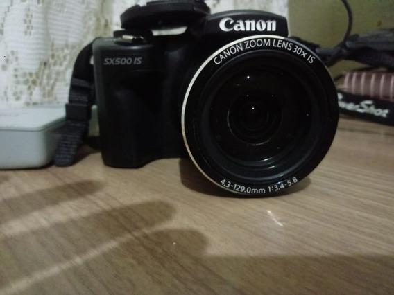 Câmera Canon Powershot Sx 500 Is