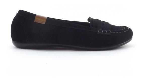 Zapato Mocasin Chato Sin Taco Moleca Importado Comodo Nuevo