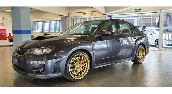 Subaru Impreza 2.5 Wrx Sedan 4x4 16v Turbo Intercooler Gasol