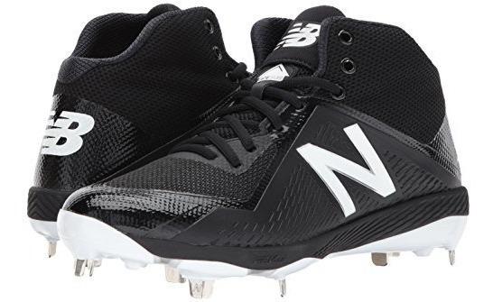 Spikes New Balance M4040v4 Altos Negro/blanco