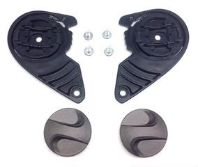 Kit Reparo Fixador Viseira Capacete Helt Race Glass