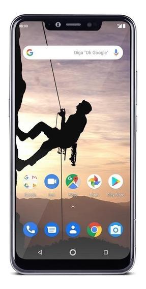 Smartphone Ms80x Multilaser Fullhd 6,2 Pol. Dual C¿mera 4g