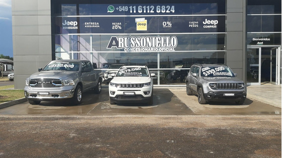 Jeep Compass 2.4 Sport At 6