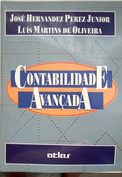 Contabilidade Avancada Junior E Oliveira Atlas Frete Gratis