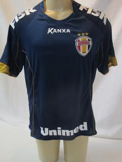 Camisa Futebol Do Grêmio Prudente De Jogo #18 Kanxa 2010 Vc1
