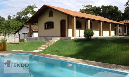 Imagem 1 de 27 de Chácara Com 3 Dormitórios À Venda, 4800 M² Por R$ 800.000,00 - Ouro Fino Paulista (ouro Fino Paulista) - Ribeirão Pires/sp - Ch0110