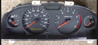 Relojera Nissan Frontier Año 2000-01