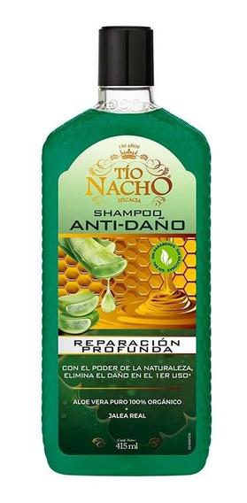 Tío Nacho Shampoo Aloe Vera X 415 Ml