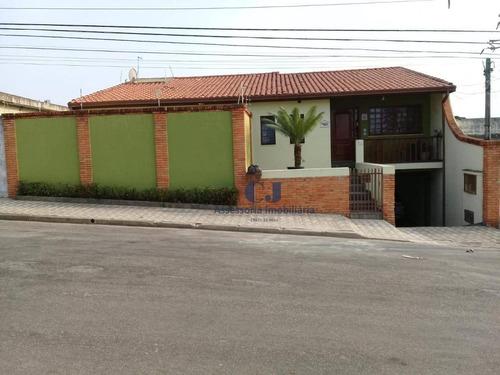 Imagem 1 de 11 de Casa Com 3 Dormitórios À Venda, 225 M² Por R$ 800.000,00 - Jardim Icatu - Votorantim/sp - Ca0491