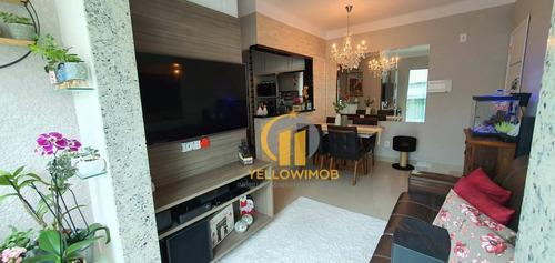 Imagem 1 de 30 de Apartamento Em Itaquera Com 47m² / Excelente Preço - Ap0468