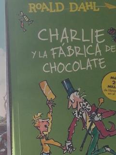 Libro (usado) Charlie Y La Fábrica De Chocolate