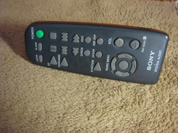 Controle Remoto Original Sony Modelo Rm-sd-25