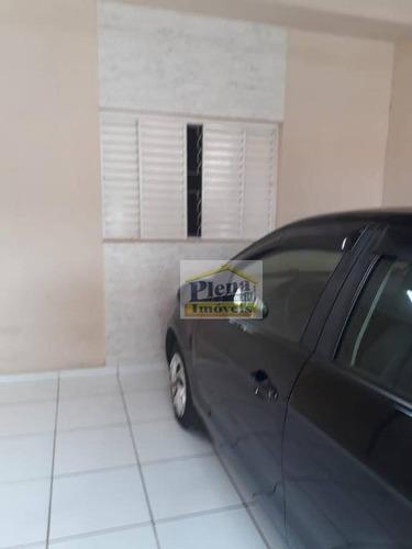 Casa Com 2 Dormitórios À Venda, 90 M² - Jardim São Domingos - Sumaré/sp - Ca4348