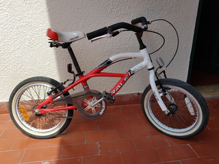 Bicicleta Raleigh Rodado 16