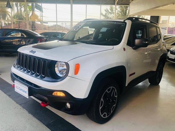 Jeep Renegade 2.0 Trailhawk Diesel Automatico 2016