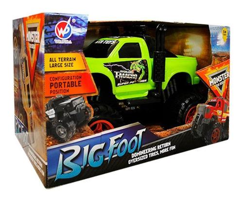 Carro Monster Fricción