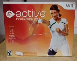 Ea Sports Active Personal Trainer Para Nintendo Wii no