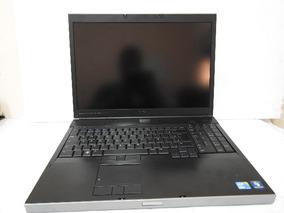 Notebook Dell Precision M6500 Core I7 8gb Ddr3 Hd 1tb