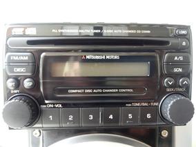 Autoradio Mitsubshi Clarion 6 Cds