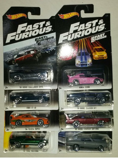 Lote Hot Wheels Fast Furious