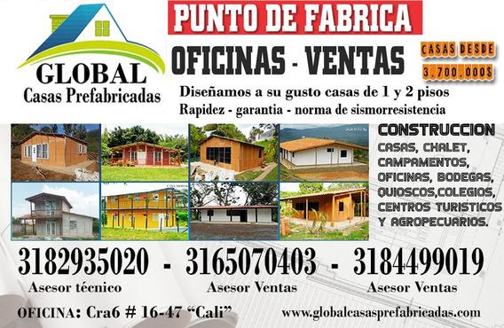 Casas Prefabricadas-directamente El Fabricante Cali Global