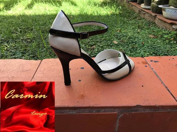 Zapatos De Tango Carmin