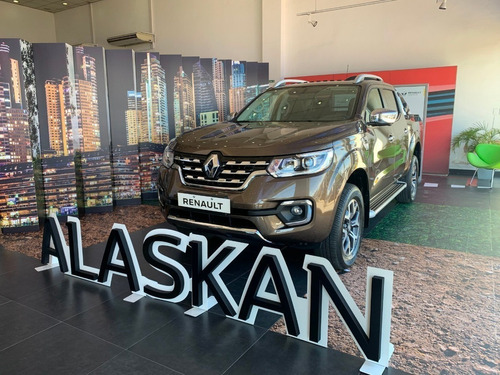 Renault Alaskan Confort 4x2 Mt 0km - Plan Nacional Autos
