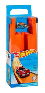 Hot Wheels Track Builder Pista De Conexão - Mattel