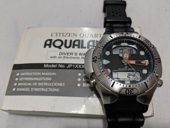 Citizen Aqualand Jp 1060